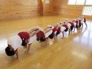 体操教室・スイミング教室・英会話教室
